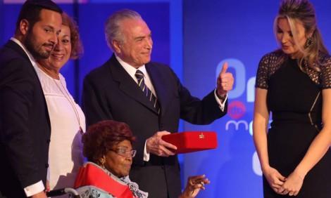 Show de samba no Planalto custa mais de meio milhão de reais para o povo brasileiro