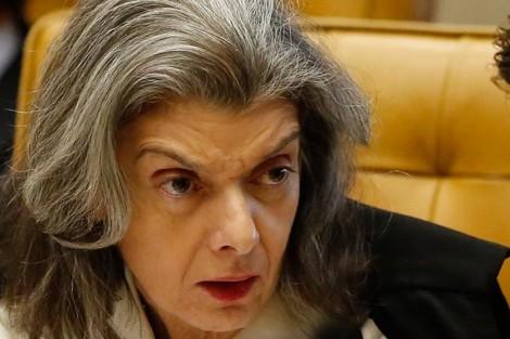 Jornalismo irresponsável da Folha de S. Paulo lança candidatura presidencial de Carmen Lúcia