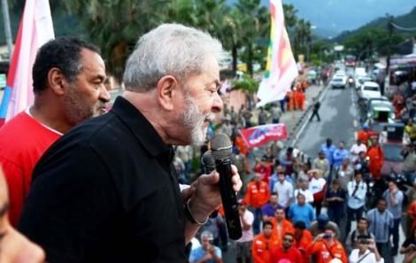 Lula testa popularidade em Angra e tem nova decepção