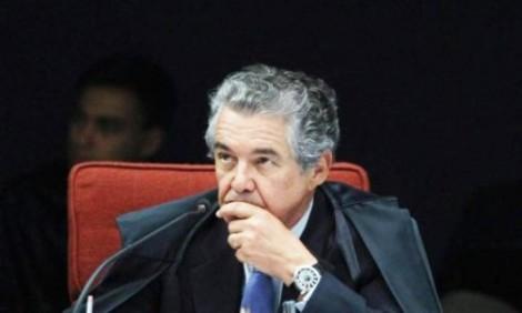 Marco Aurélio se acovarda ao não decretar a prisão de Renan