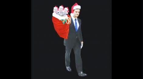 Jingle natalino de 'Moro Noel' pede a prisão de Lula e faz sucesso nas redes sociais (Veja o vídeo)