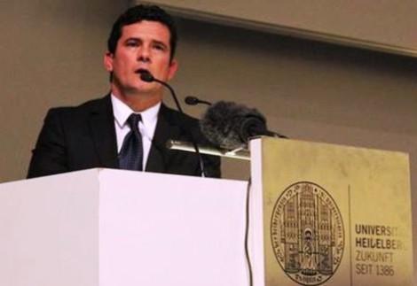 Professores doutores petistas tentam barrar palestra de Moro na Alemanha e se dão mal