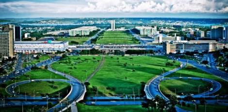 O novo papel higiênico de Brasília