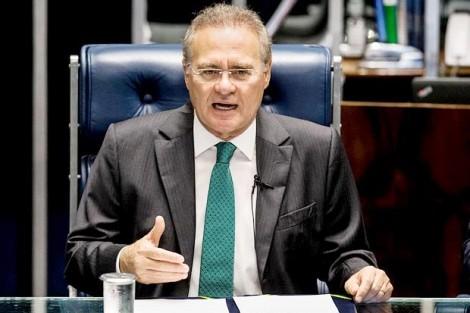 Renan é flagrado na mentira, tentando ludibriar os demais senadores (Veja o vídeo)