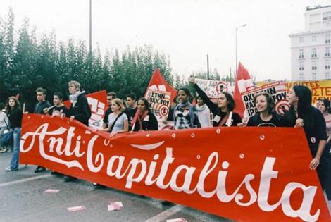 A hipocrisia dos anticapitalistas