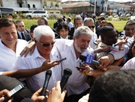No Panamá Lula intermediou R$ 104 milhões em propina