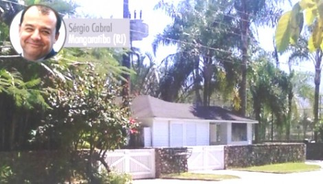 PF rastreia fortuna em imóveis recebidos em propina por Cabral