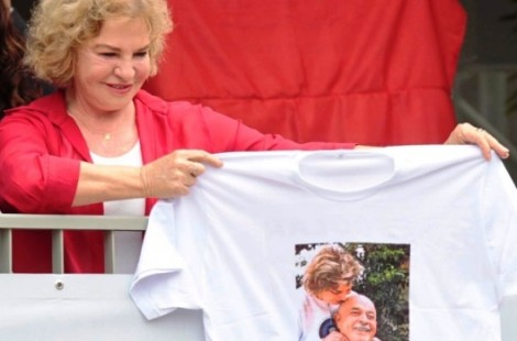 Com 44% de rejeição e réu em cinco processos-crime, Lula perde Marisa na pior fase de sua vida