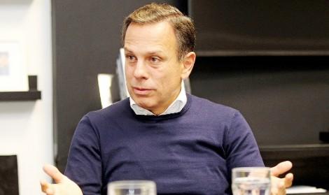 Apenas 12% não aprovam o 1º mês de João Dória, diz pesquisa