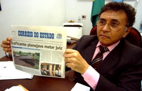 Juiz que condenou Beira-Mar se diz saturado pela hipocrisia da Justiça e pede aposentadoria