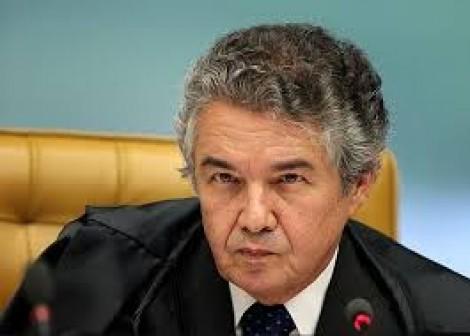 Marco Aurélio e a contumácia em soltar bandidos (veja o vídeo)