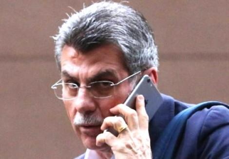 Boechat, com inigualável categoria, diz a Romero Jucá que ele é 'ladrão' (veja o vídeo)