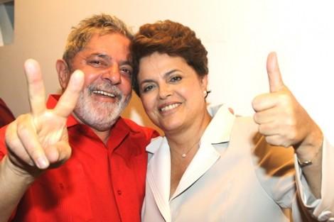 Obrigado, presidenta Dilma. Obrigado PT