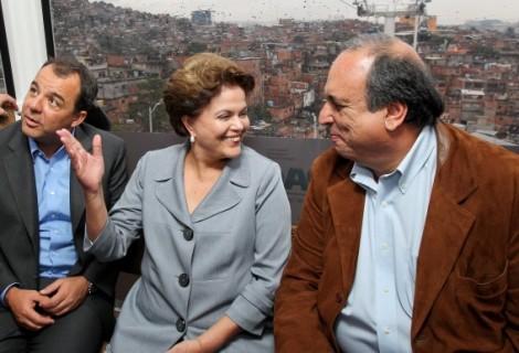 Pezão terá o mesmo destino que Cabral