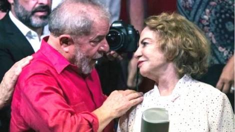 Pensão de Marisa Letícia é mais um crime do insaciável Luiz Inácio (veja o vídeo)