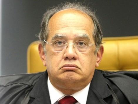 Gilmar Mendes já não disfarça apoio a Orcrim