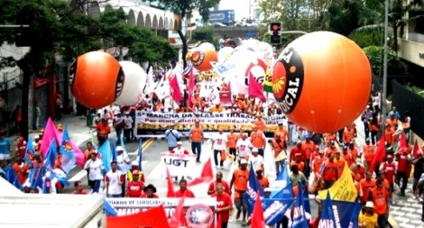 Proposta indecorosa: Por dinheiro, centrais sindicais topam apoiar reformas