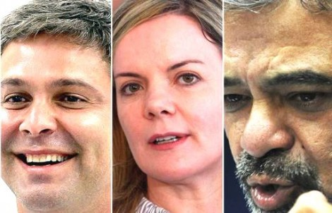 Com medo de perder foro especial, senadores petistas concorrerão a deputado federal