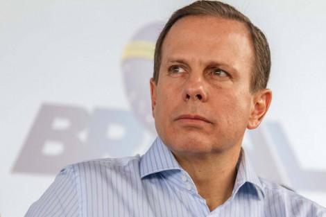 Petista chama Dória de golpista e recebe o troco: 'Golpista é quem rouba o povo' (veja o vídeo)