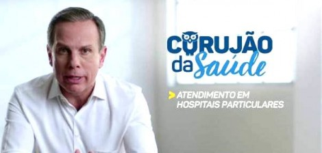 Em apenas 83 dias, Dória zera fila de exames na saúde, um fato inédito na história de São Paulo