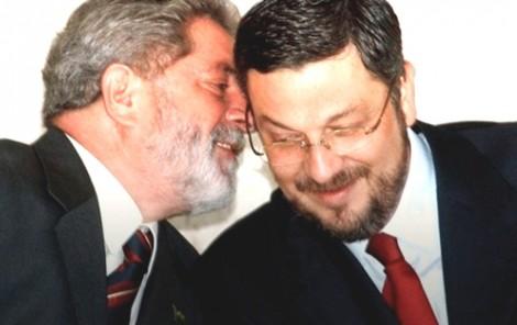 No auge da hipocrisia, Lula blefa e diz que não tem medo da delação de Palocci