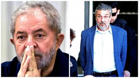 Lula tenta última cartada para frear Palocci