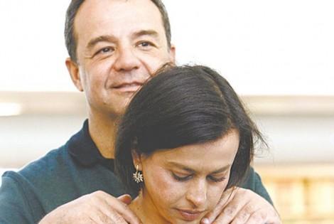 Cabral assimila traição e protege Adriana, que 'cara de pau', alega que não sabia de nada