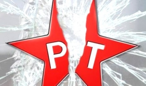 O PT definha em todo o Brasil