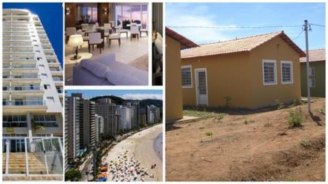 Lula, seu Triplex nem de longe lembra uma casa popular
