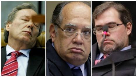Cresce reação popular contra ministros do STF (veja o vídeo)