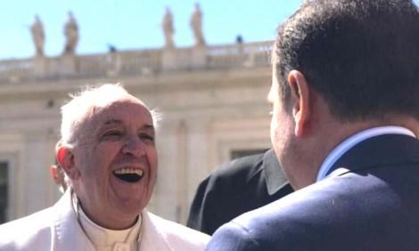 Dória e Papa Francisco repercutem artigo sobre a Cracolândia publicado no Jornal da Cidade Online