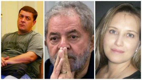 Exclusivo: Lula é chamado a intervir para evitar separação de Lulinha