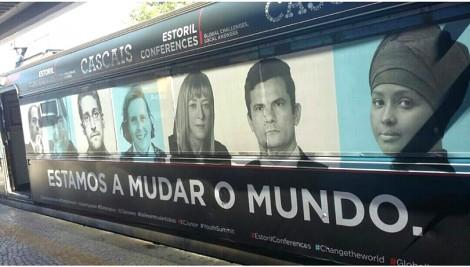 Imagem de Moro se espalha pelo mundo como símbolo na luta contra a corrupção