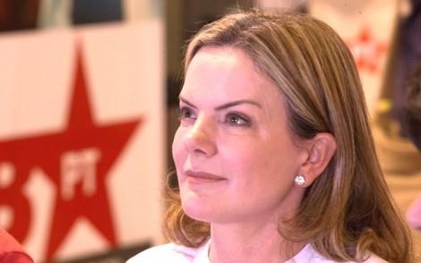 A ré avisa que quer ser tratada como 'presidenta' do PT