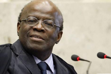Joaquim Barbosa admite possibilidade de candidatura presidencial