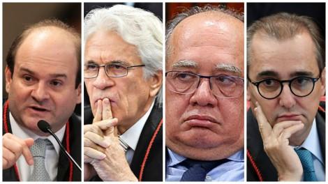 'O Porco': a parábola em homenagem aos quatro ministros que traíram a pátria