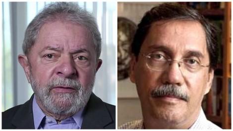 Lula sofre derrota em disputa judicial contra jornalista Merval Pereira