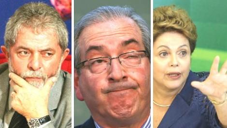 Em certo momento, Lula quis a cabeça de Dilma