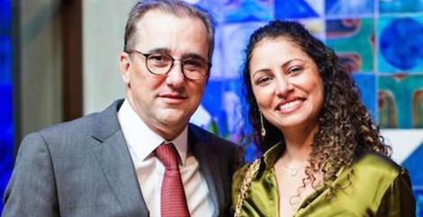 Ministro do TSE que votou a favor de Temer agride a esposa e provoca olho roxo