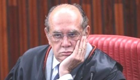 Jornalista destrói Gilmar Mendes em rede nacional (veja o vídeo)