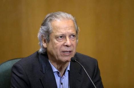 Zé Dirceu ignora sua situação penal, conclama militância e promete retorno ao poder (veja o vídeo)