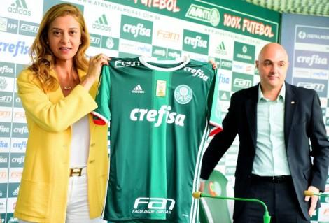 Patrocinadora do Palmeiras não se vitimiza e cala apresentador da ESPN acovardado pelo feminismo