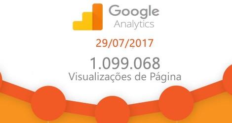 Jornal da Cidade Online se impõe como veículo de alcance nacional e atinge quase um milhão de acessos por dia (veja os mapas)
