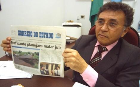 Juiz que prendeu Fernandinho Beira-Mar será candidato a governador