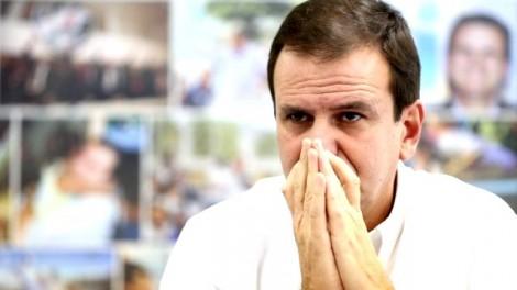A insana cara de pau de Eduardo Paes e a iminente queda da máscara