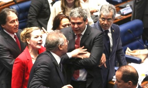 A desmoralização do Senado Federal