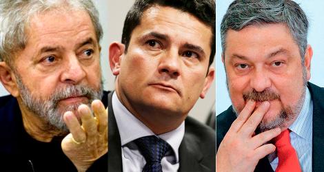 """""""Lula não me mandou brigar com a Odebrecht. Mandou recolher o dinheiro"""", diz Palocci (veja o vídeo)"""