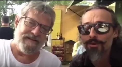 Fundador do PT, impulsionado pelo álcool, diz o que pensa sobre o povo brasileiro (veja o vídeo)