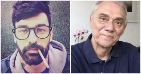 Músico tripudia sobre a morte e a religiosidade de Marcelo Rezende e causa revolta