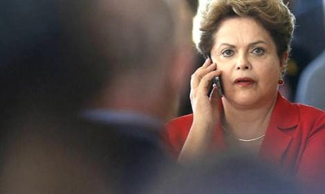 Reveladas as gravações dos momentos derradeiros da gestão de Dilma